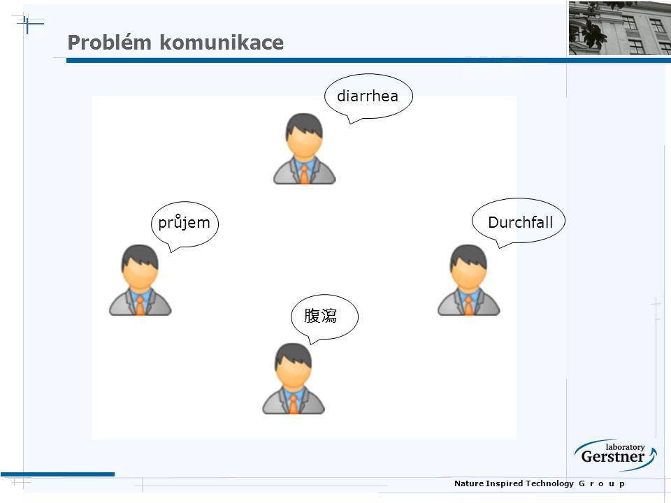 Problém komunikace diarrhea průjem Durchfall 腹瀉