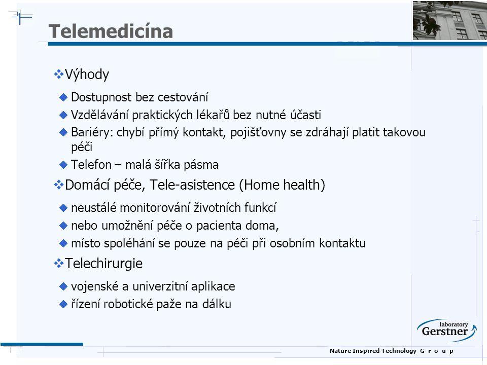 Telemedicína Výhody Domácí péče, Tele-asistence (Home health)