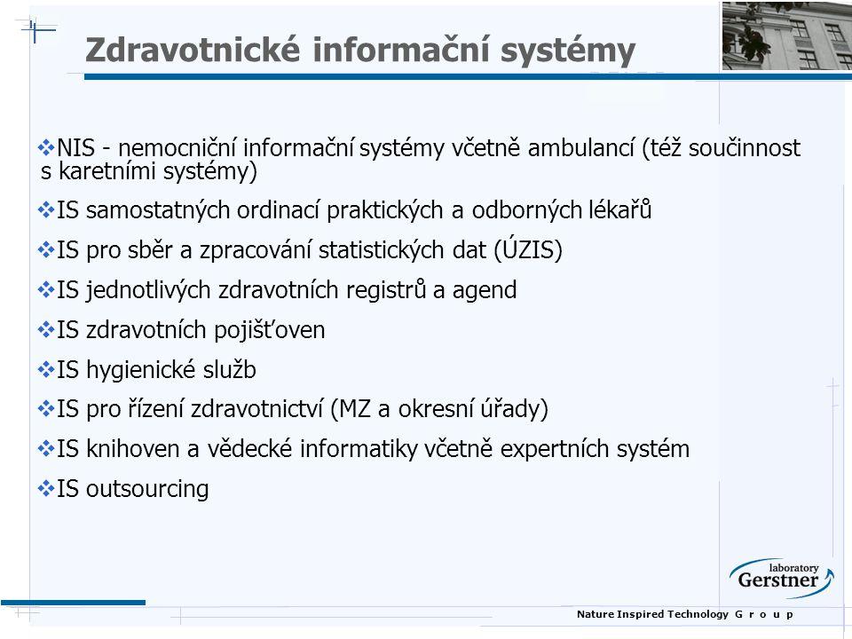 Zdravotnické informační systémy
