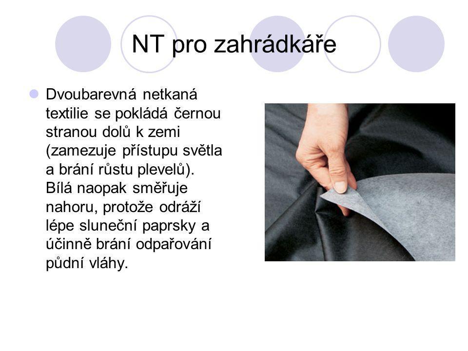 NT pro zahrádkáře