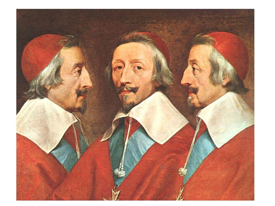 Trojitý portrét Richelieua; Ph de Champaigne