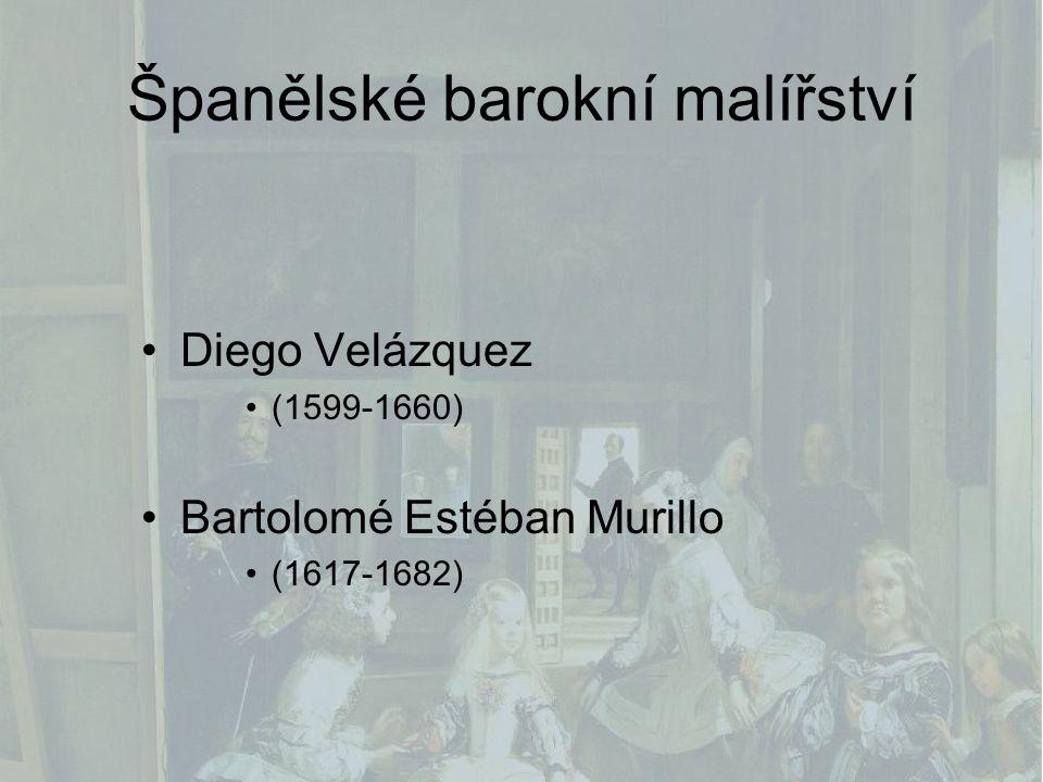 Španělské barokní malířství