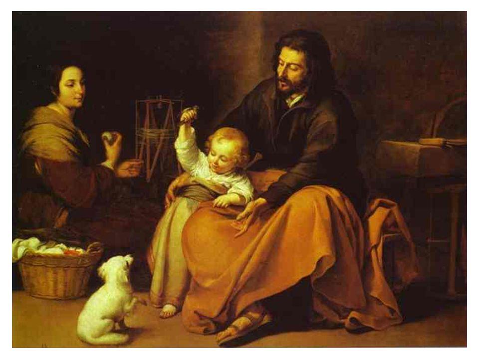 Svatá rodina s ptáčkem (1645-1650)