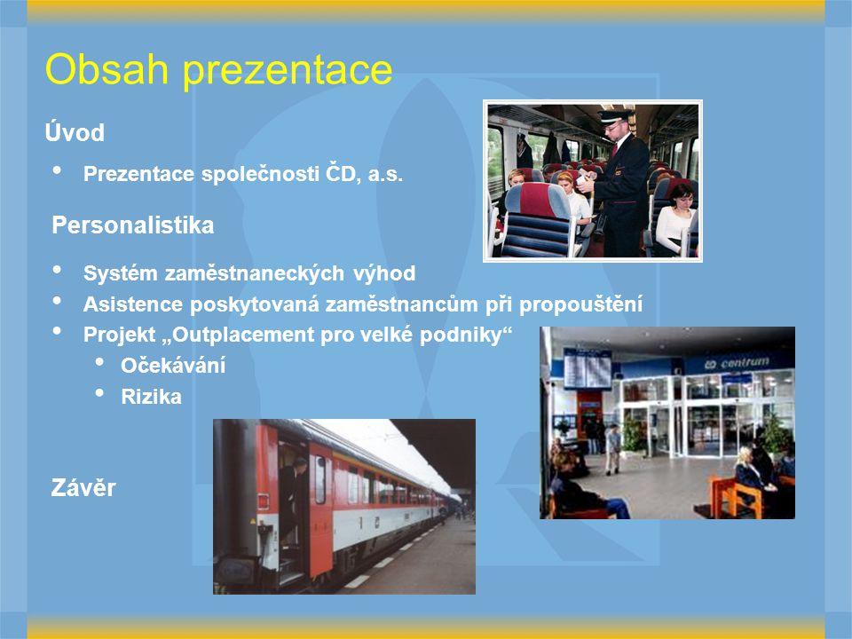 Obsah prezentace Úvod Personalistika Závěr