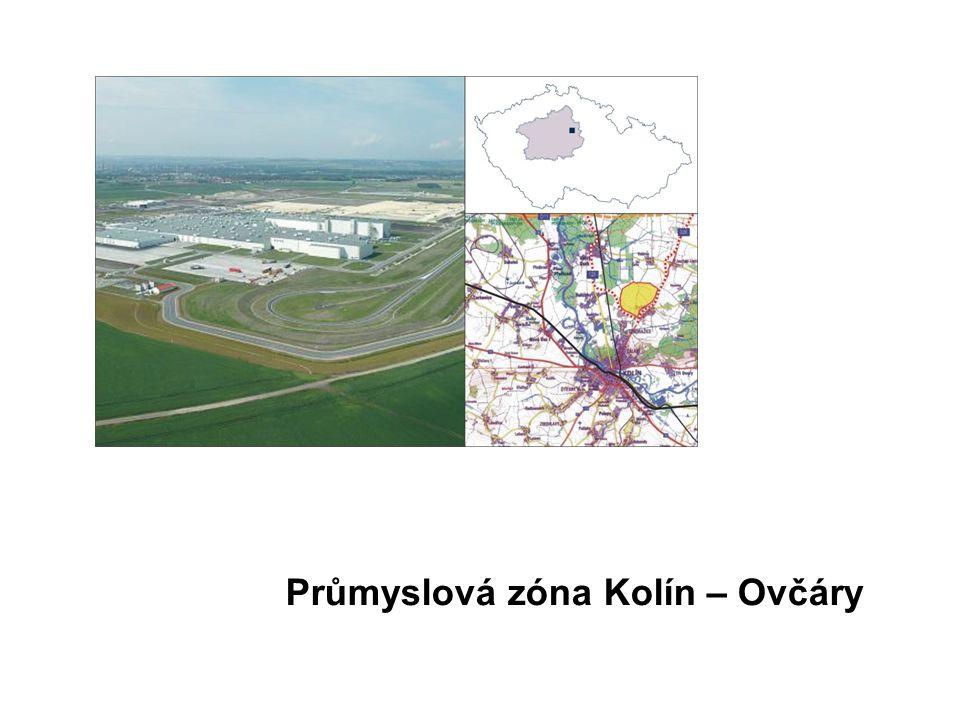 Průmyslová zóna Kolín – Ovčáry