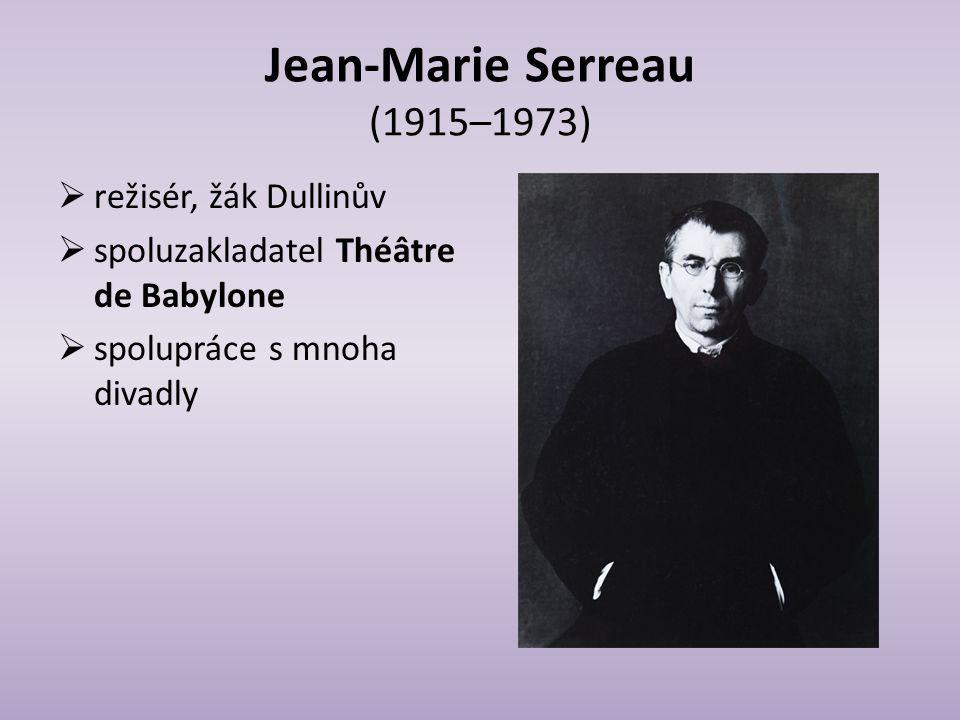 Jean-Marie Serreau (1915–1973)