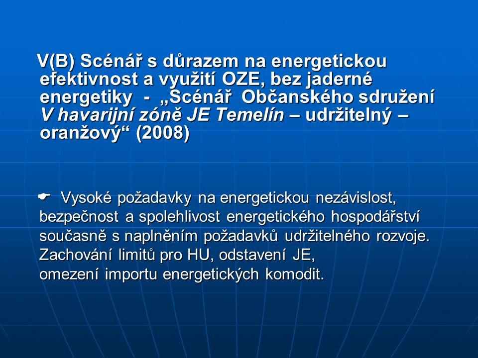 bezpečnost a spolehlivost energetického hospodářství