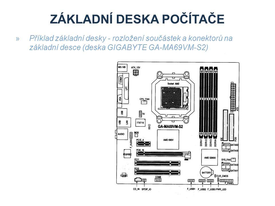 Základní deska počítače