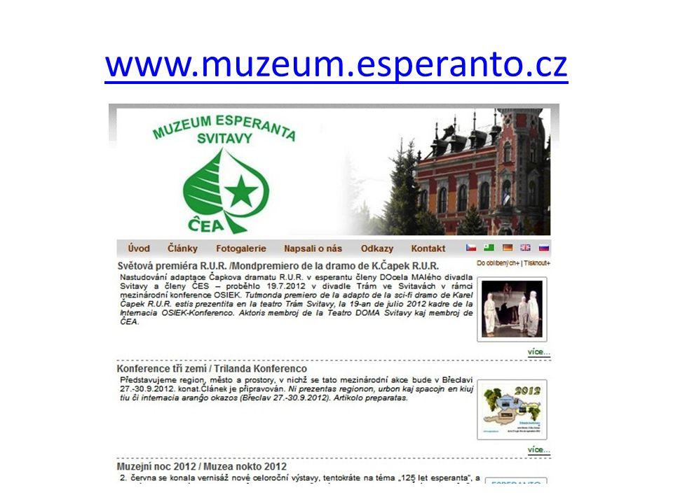 www.muzeum.esperanto.cz