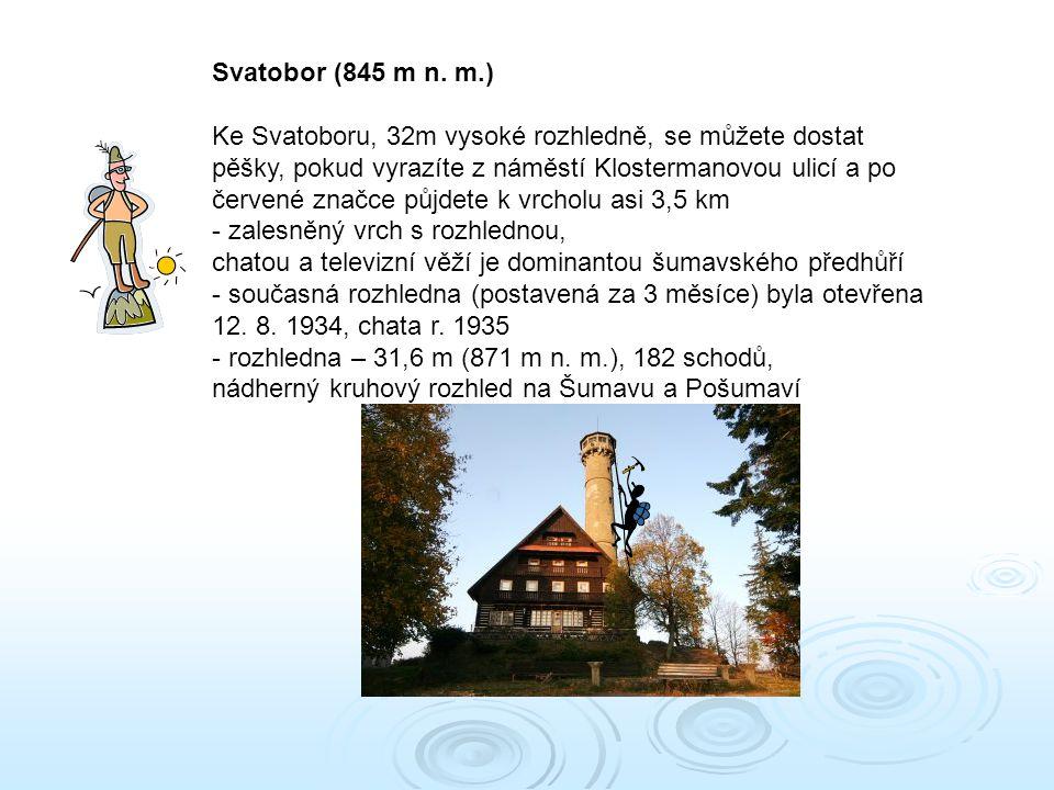 Svatobor (845 m n. m.)