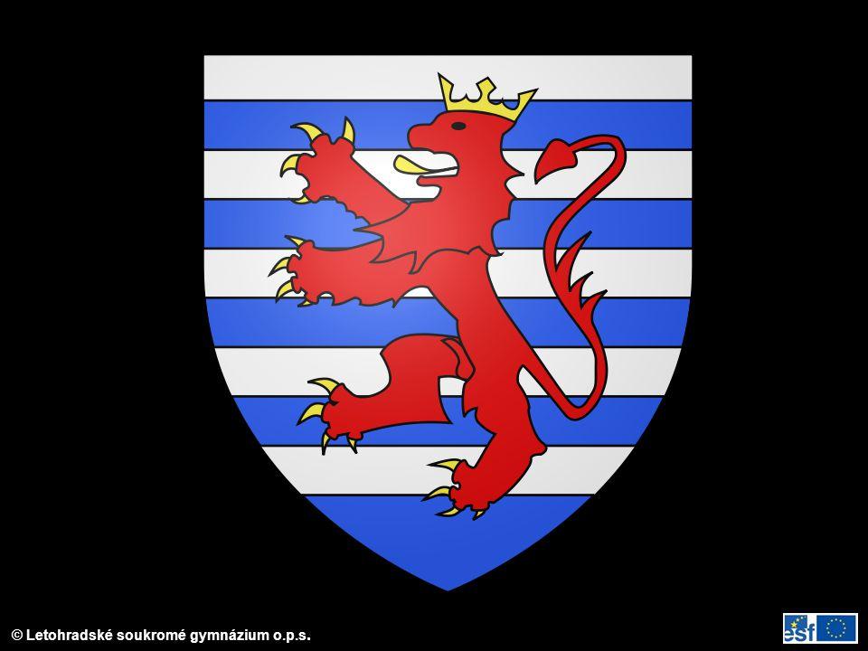 Rodový znak Lucemburků