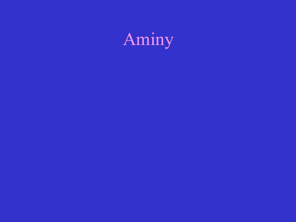 Aminy
