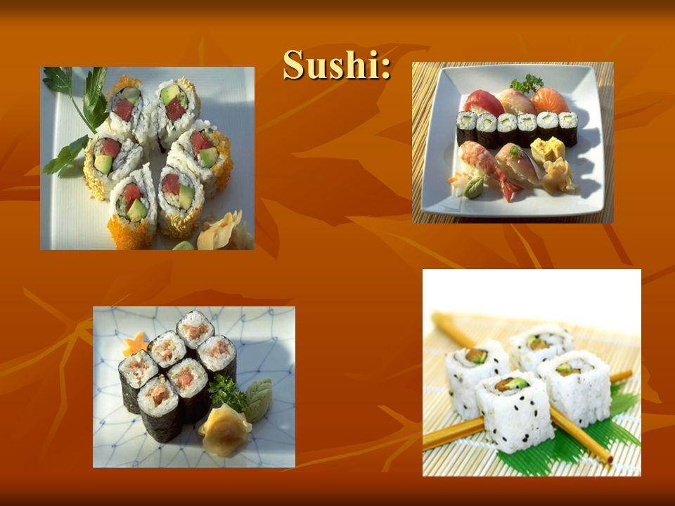 Sushi: