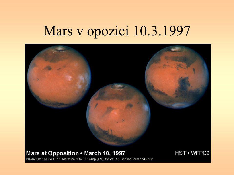 Mars v opozici 10.3.1997