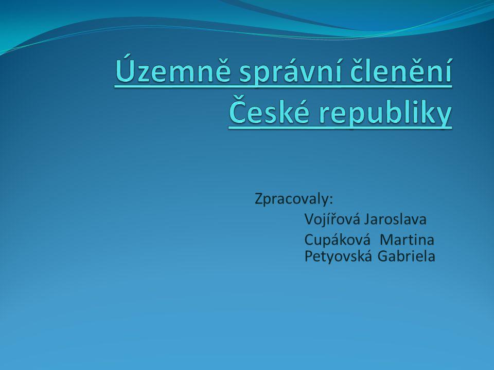 Územně správní členění České republiky