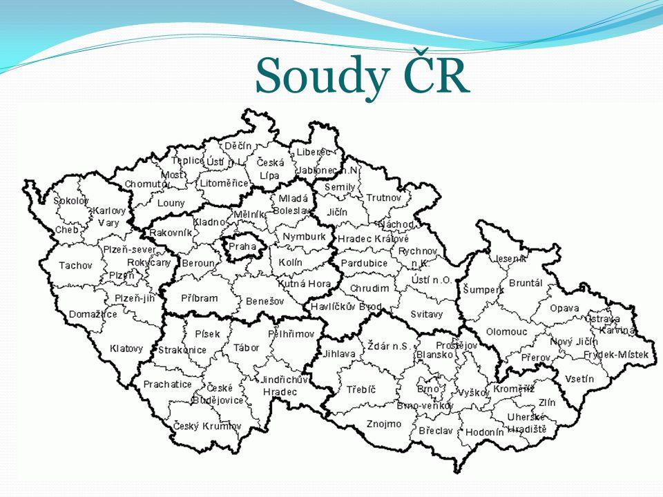 Soudy ČR