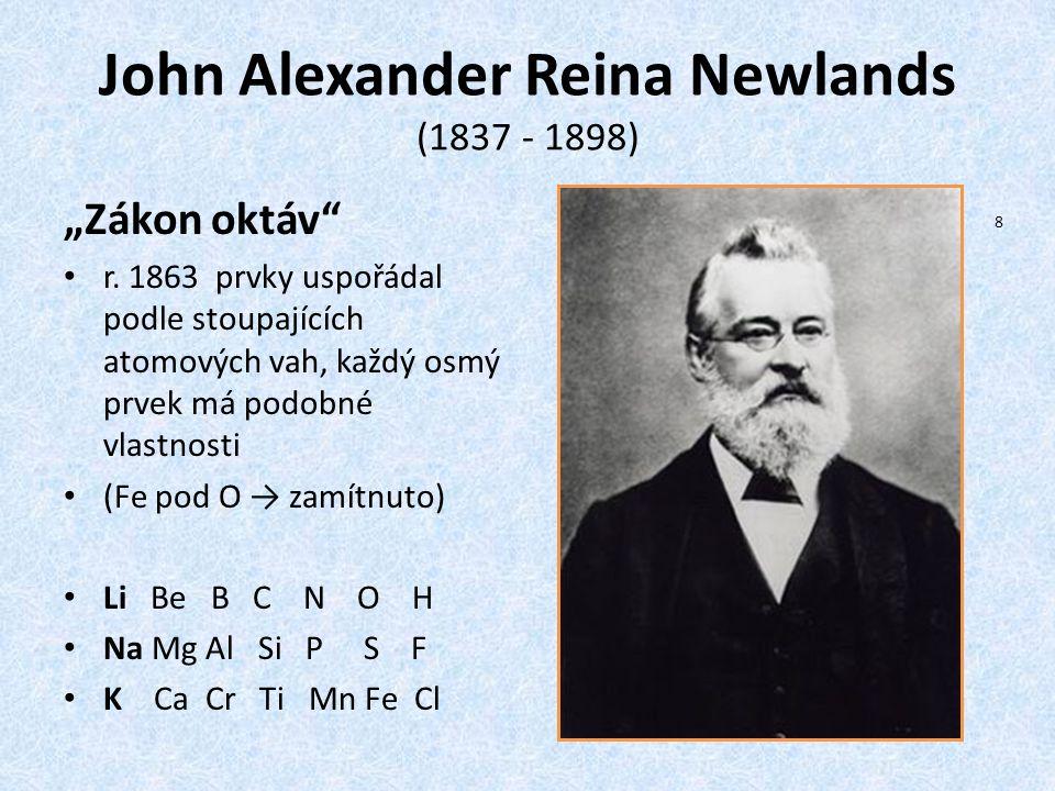John Alexander Reina Newlands (1837 - 1898)