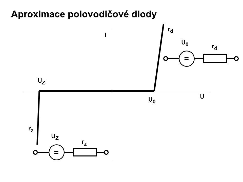 Aproximace polovodičové diody