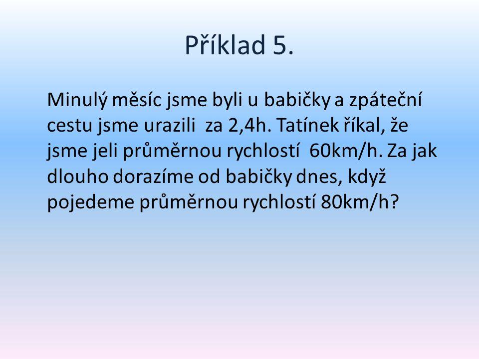 Příklad 5.