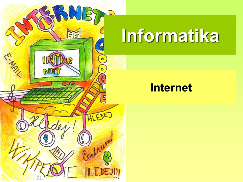 Informatika Internet