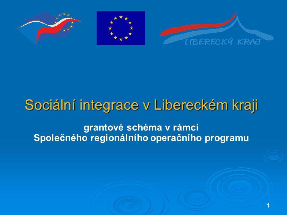 Sociální integrace v Libereckém kraji