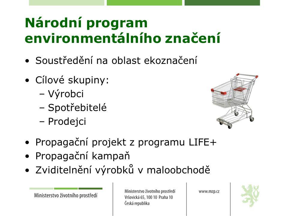 Národní program environmentálního značení