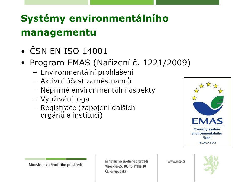 Systémy environmentálního managementu