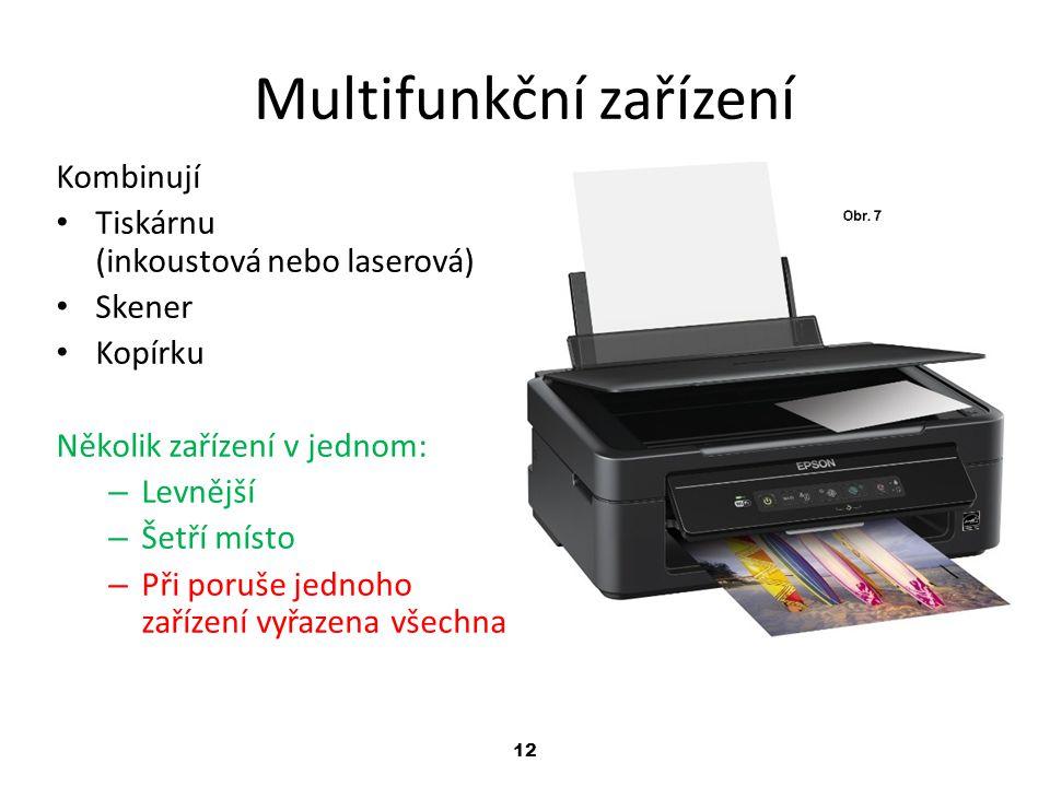 Multifunkční zařízení