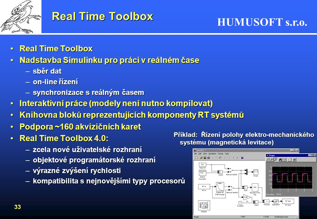 Real Time Toolbox Real Time Toolbox