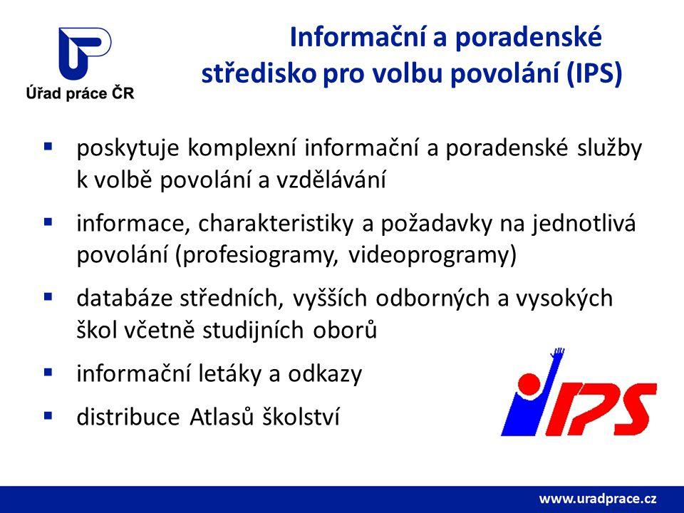 Informační a poradenské středisko pro volbu povolání (IPS)