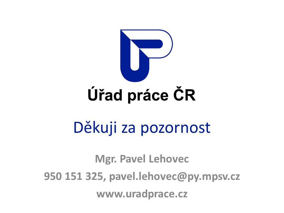 950 151 325, pavel.lehovec@py.mpsv.cz