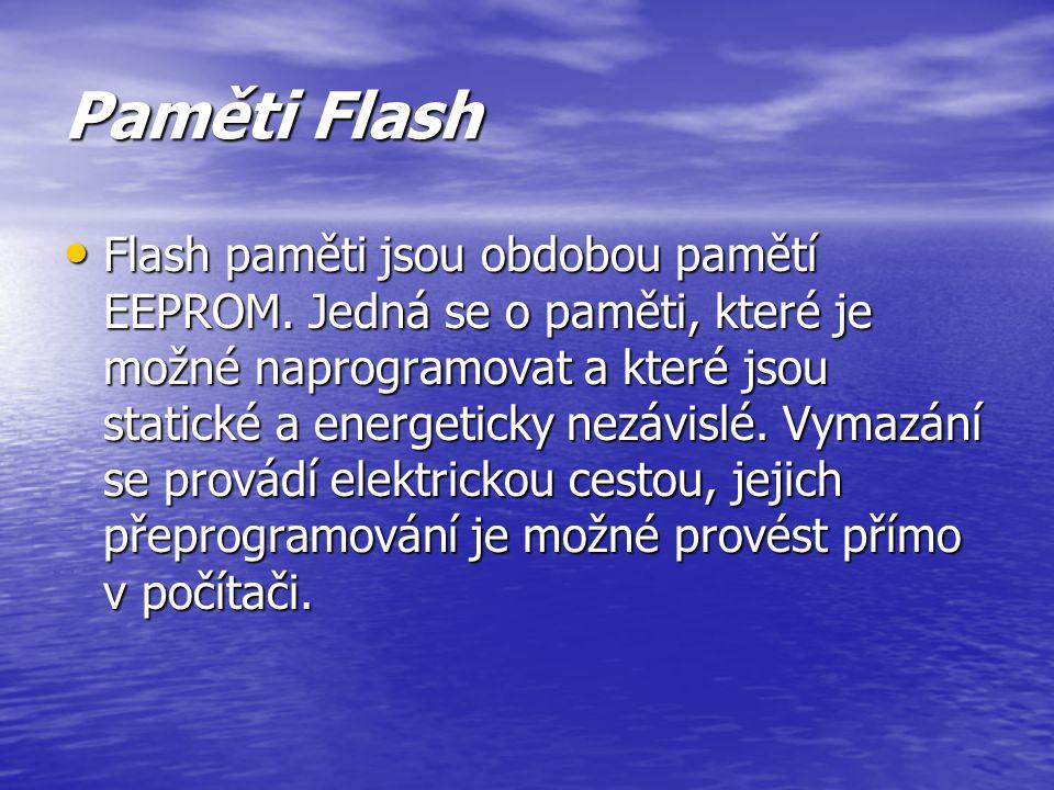 Paměti Flash