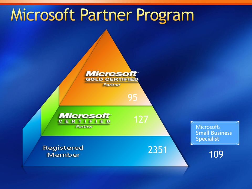 Microsoft Partner Program