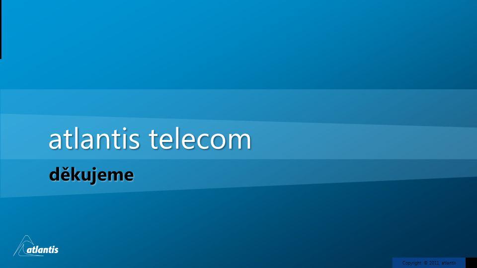 atlantis telecom děkujeme