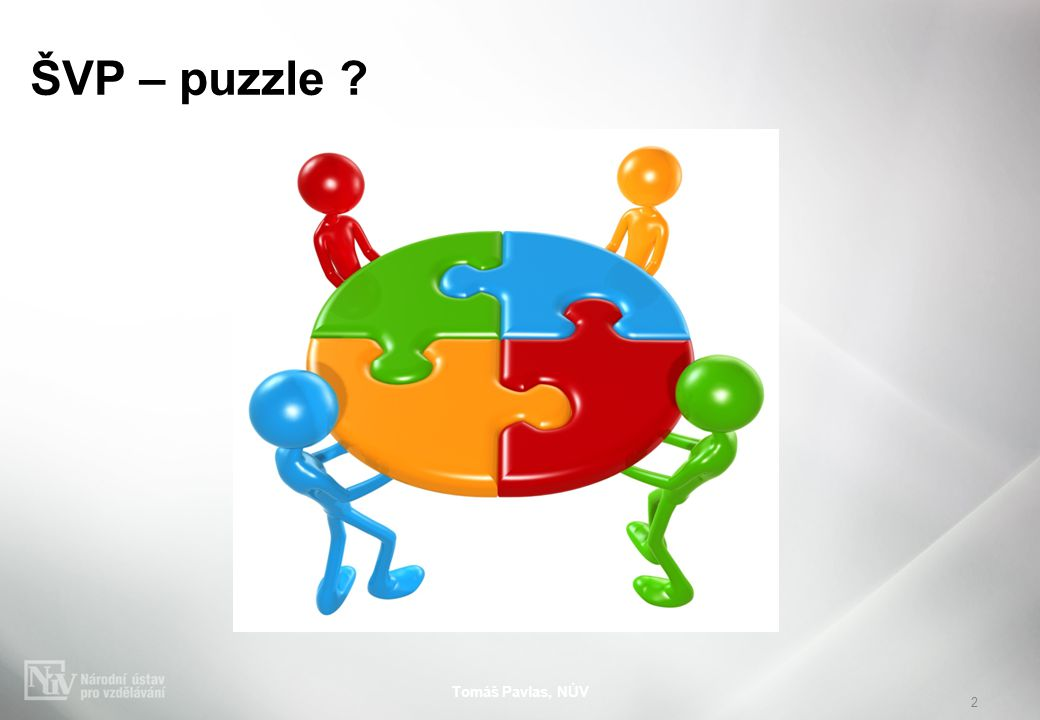ŠVP – puzzle Tomáš Pavlas, NÚV