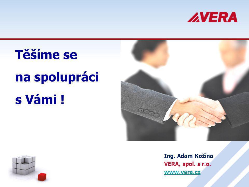 Těšíme se na spolupráci s Vámi !