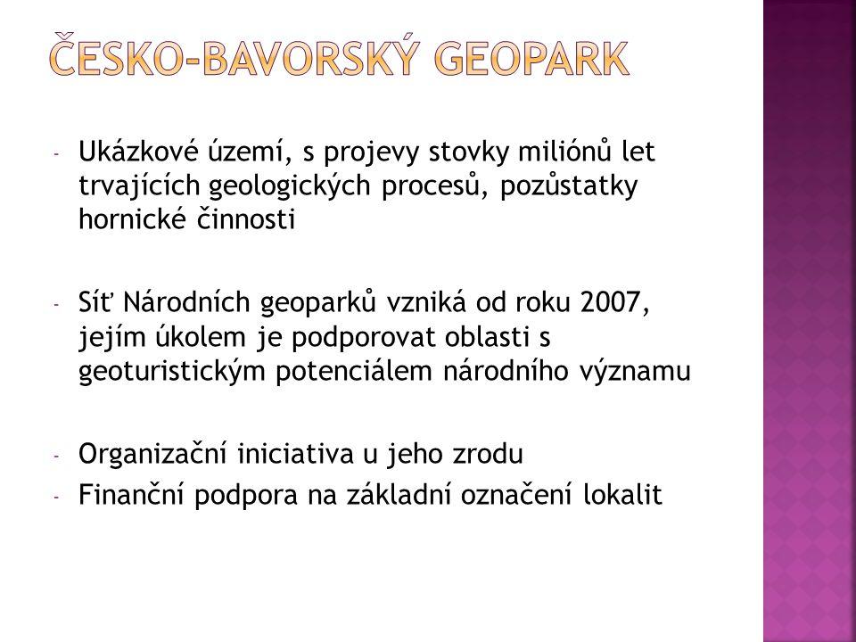 Česko-bavorský Geopark