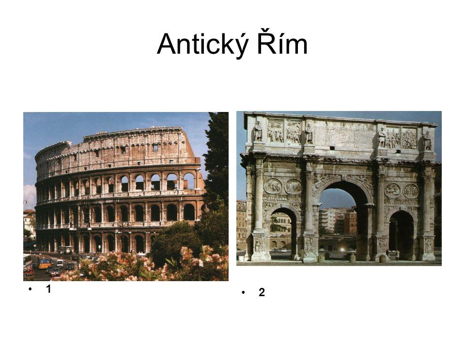 Antický Řím 1 2