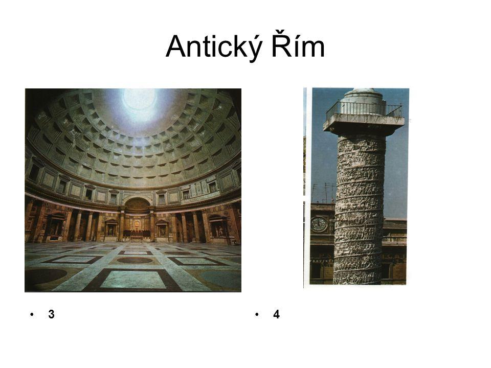 Antický Řím 3 4