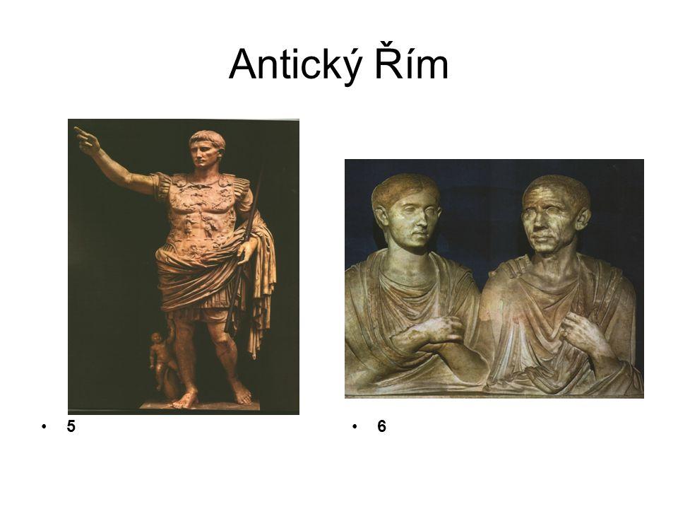 Antický Řím 5 6