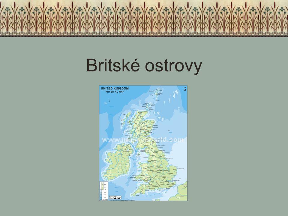 Britské ostrovy