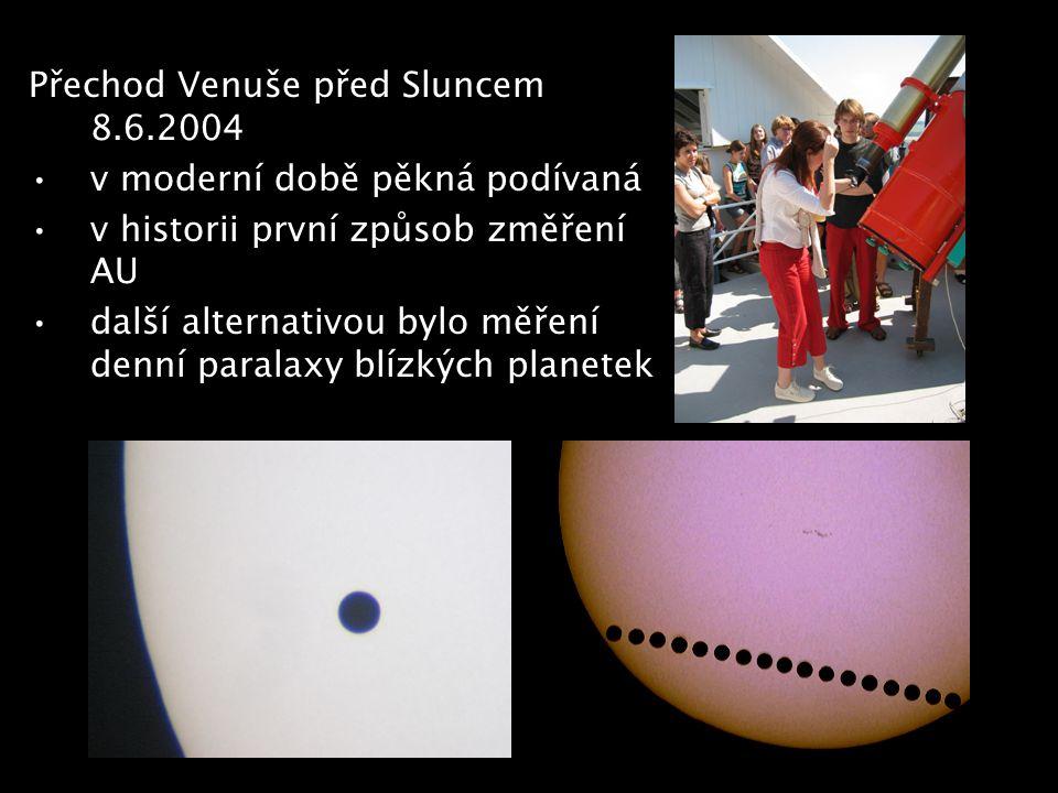 Přechod Venuše před Sluncem 8.6.2004