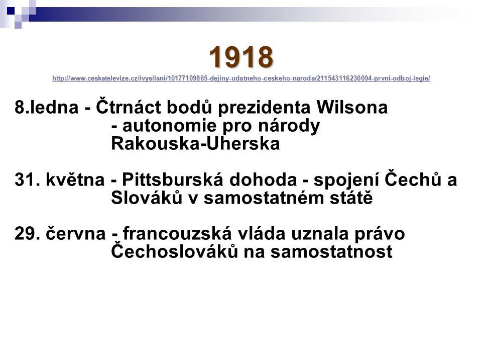 1918 http://www. ceskatelevize