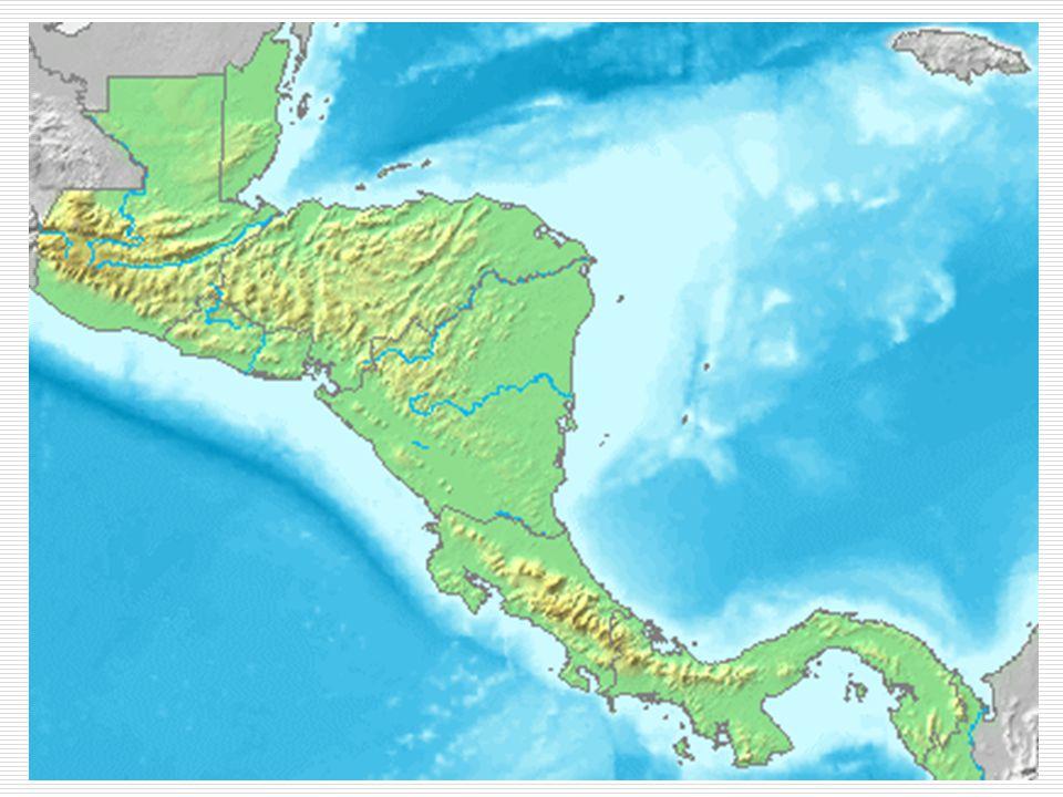 Střední Amerika Albert Jelínek
