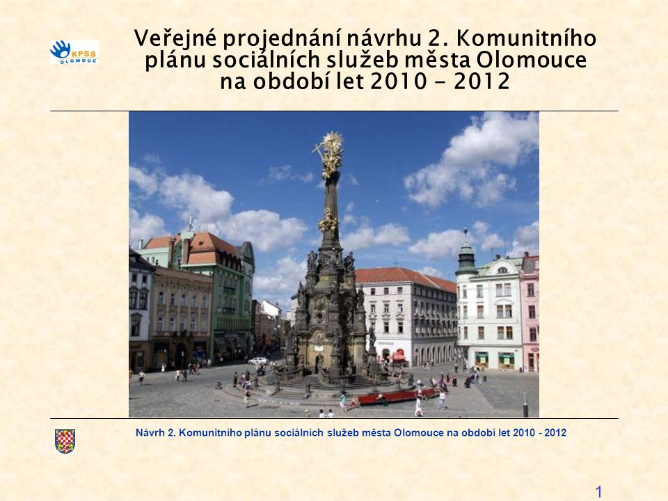 Veřejné projednání návrhu 2