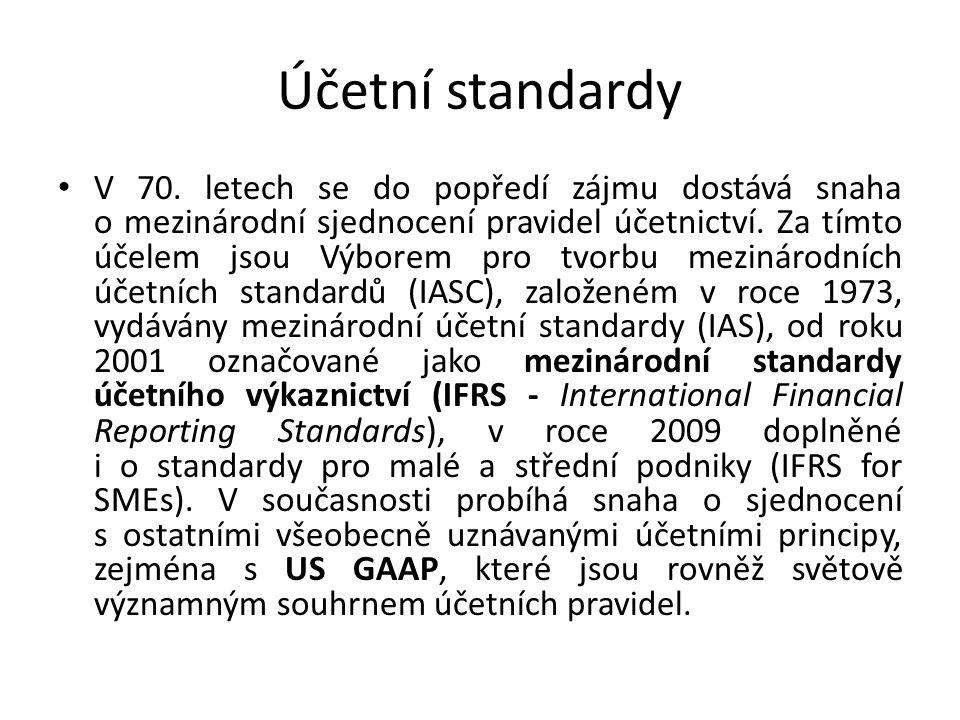 Účetní standardy