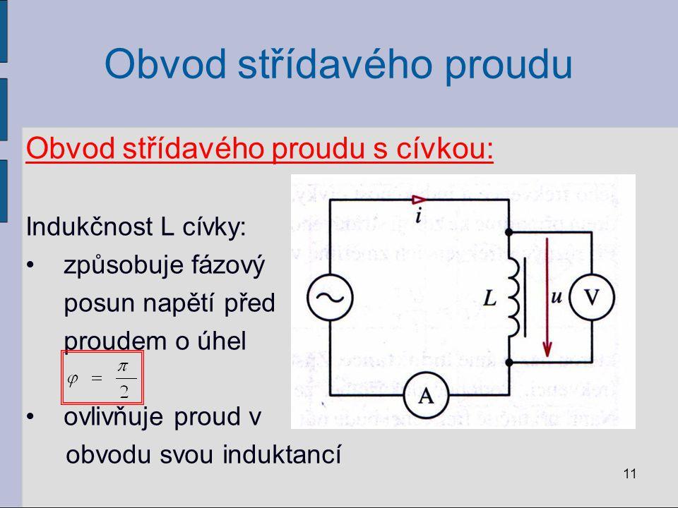 Obvod střídavého proudu