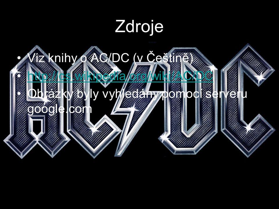 Zdroje Viz knihy o AC/DC (v Češtině)