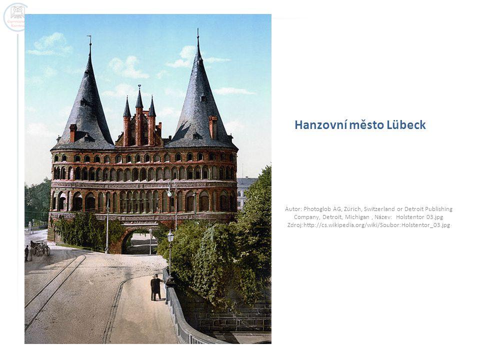 Hanzovní město Lübeck