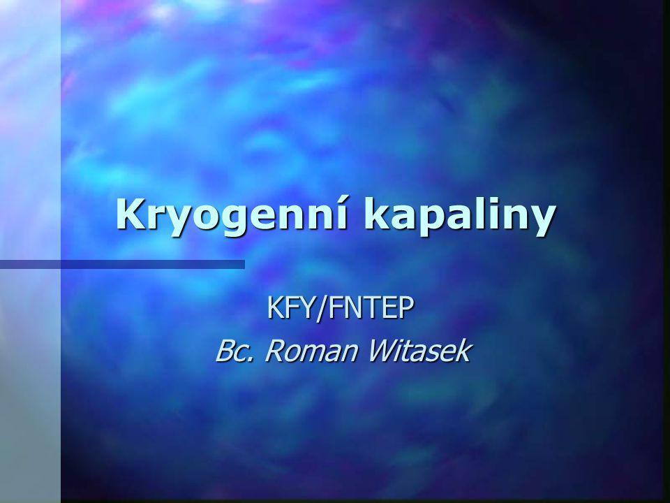 KFY/FNTEP Bc. Roman Witasek